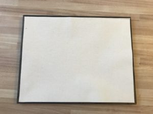 Making Reverse Canvas Sign for Cricut